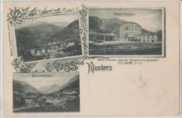 Switzerland - Klosters - GR Grisons