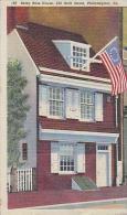 Pennsylvania Philadelphia Betsy Ross House 239 Arch Street