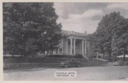 Pennsylvania Warren Colonial Hotel Smethport