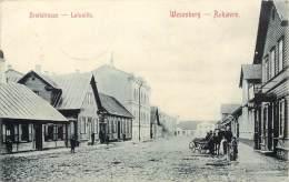 Réf : BO-13-383 : Breitstrasse Laiuulits Wesenberg Rakwere - Allemagne