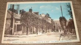 Savigny Sur Orge - Avenue De La Gare - Les Ecoles Ferdinand Buisson - Savigny Sur Orge