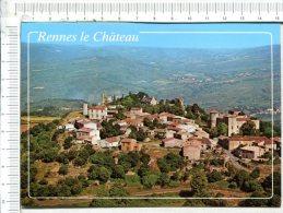 RENNES LE CHATEAU  -  Vue Générale Aérienne - Andere Gemeenten