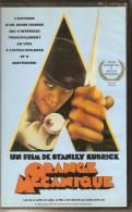 K7,VHS.ORANGE MECANIQUE. Film De Stanley KUBRICK. - Dramma