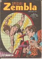 SPECIAL ZEMBLA N°  75 - EDITIONS LUG - DECEMBRE 1982 -  ASSEZ BON ETAT - Zembla