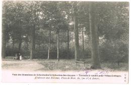 """Schooten / Schoten (Antwerpen) !! F. Hoelen !! """"Vues Des Domaines De Schootenhof ..."""" (1905) - Puurs"""