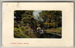 Staffordshire - Kinver, Dunsley Tunnel - Postcard 1911 - Non Classificati