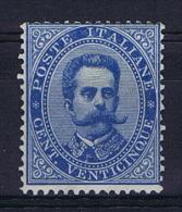 Italie 1878   Sa 40 MH/*, Lightly Folded At Back