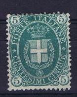 Italie 1889   Sa 44  MH/*