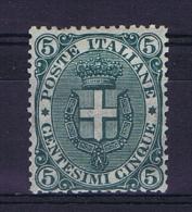 Italie 1891    Sa 59 MH/*