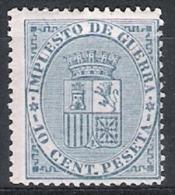 01802 España Edifil 142 *Cat. Eur. 19,50 - Nuevos