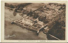 Maine  Et Loire :  Château  Du Bois  MONTBOURCHER , Par  CHAMBELLAY - France