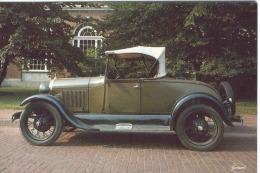 FORD 1929 TYPE:A  AUTO CAR - Cartoline