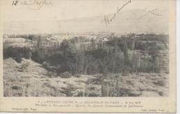 Guerre Algérie évènement Du Figuig 1903 Attentat Contre Le Gouverneur 31 Mai 1903 - Algeria