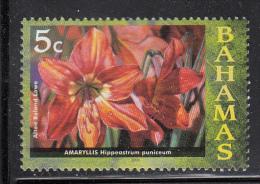 Bahamas MNH Scott #1182 5c Amaryllis - Flowers - Bahamas (1973-...)