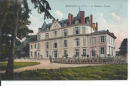 MEREVILLE - Le Château, Façade - Non Classés