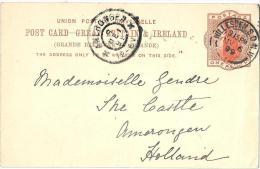 PK  Willesden.S.D.N.W. - Amerongen NL         1899 - 1840-1901 (Victoria)
