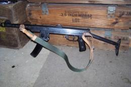 Pistolet Mitrailleur PPS43 Russe - Decorative Weapons