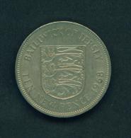 JERSEY - 1968 10p  Circ - Jersey