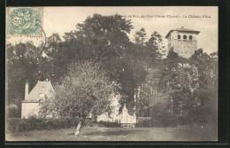 CPA Pire, Le Chateau D'Eau - France