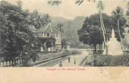 TEMPLE OF THE SACRED TOOTH - Sri Lanka (Ceylon)
