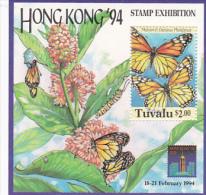 Tuvalu 1994 Hong Kong 94 Philatelic Exhibition Mini Sheet  MNH - Tuvalu