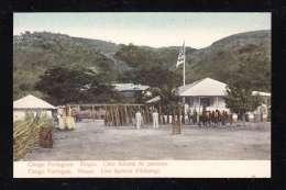 PT1-15 CONGO PORTUGUEZ NOQUI UMA FEITORIA DE PERMUTA - Angola
