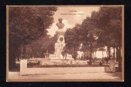 PT1-25 LISBOA ESTATUA EDUARDO COELHO - Lisboa
