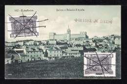 PT1-27 LISBOA BAIRRO E PALACIO D'AJUDA - Lisboa