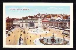 PT1-29 LISBOA PRACA D.PEDRO IV - Lisboa