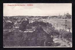 PT1-39 LISBOA PRACA DO RIO DE JANEIRO - Lisboa