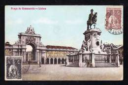 PT1-46 LISBOA PRACA DO COMMERCIO - Lisboa