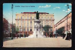 PT1-47 LISBOA PRACA LUIZ DE CAMOES - Lisboa