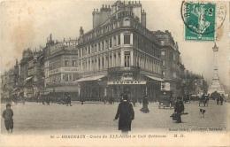 33 BORDEAUX  CAFE GOBINEAU COURS DU 30 JUILLET - Bordeaux