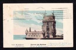 PT1-53 LISBOA TORRE DE BELEM - Lisboa