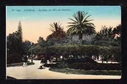 PT1-61 LISBOA JARDIM DO RIO DE JANEIRO - Lisboa