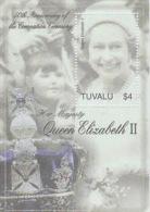 Tuvalu 2003 50th Anniversary Coronation Mini Sheet  MNH - Tuvalu