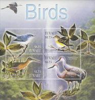 Tuvalu 2003 Birds MNH  Sheetlet - Tuvalu