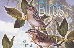 Tuvalu 2003 Birds MS  MNH - Tuvalu