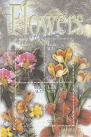 Tuvalu 2003 Flowers Sheetlet  MNH - Tuvalu