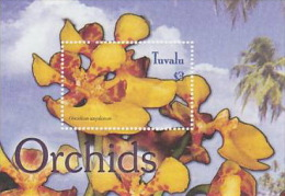 Tuvalu 2003 Orchids MS  MNH - Tuvalu