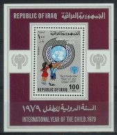 Mua813 JAAR VAN HET KIND INTERNATIONAL YEAR OF THE CHILD TAG DES KINDES QWQ 1979 PF/MNH - Irak