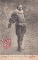Coquelin Ainé. Cyrano De Bergerac - Artistes