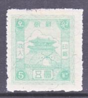 Koreo Revenue  4   * - Korea, South