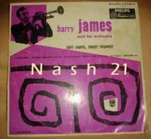 -   Disque De Jazz  - 33 Tours L.P. - Harry James And His Orchestra - - Jazz