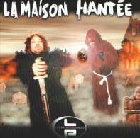 Les PROFESSIONNELS - La Maison Hantée - CD - HIP HOP - Rap & Hip Hop