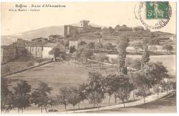 Dépt 07 - BOFFRES - Route D'Alboussières - France