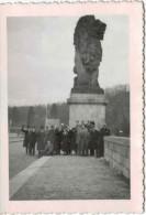 Photo - Barrage De La Gileppe - Jalhay - Statue Du Lion - Groupe - Belgique - Luoghi