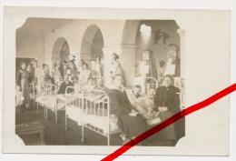 PostCard - Original Foto - Posen - 1919 - Festungs-Lazarett 18 - Poznan - Posen