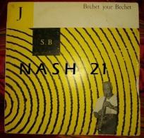 -   Disque De Jazz  - 33 Tours L.P. - Sydney Bechet - Bechet Joue Bechet - Jazz