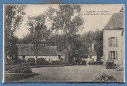 45 - CHANGY -- Château De... -   Par St Germain Des Prés - Autres Communes
